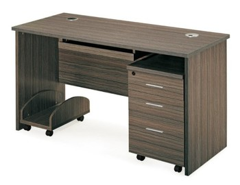 Charmant Manager Office Desk With Movable Cabinet Office Desk Specifications