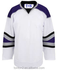 OEM sublimation Hockey Jersey Supplier from china