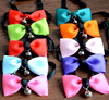 Wholesale Pet Accessories Cute Dog Hair Bows & Pet Hair Bow Tie Cat Collar