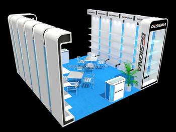 Shanghai Supplier Customize Aluminium Booth,China Exhibition Booth ...