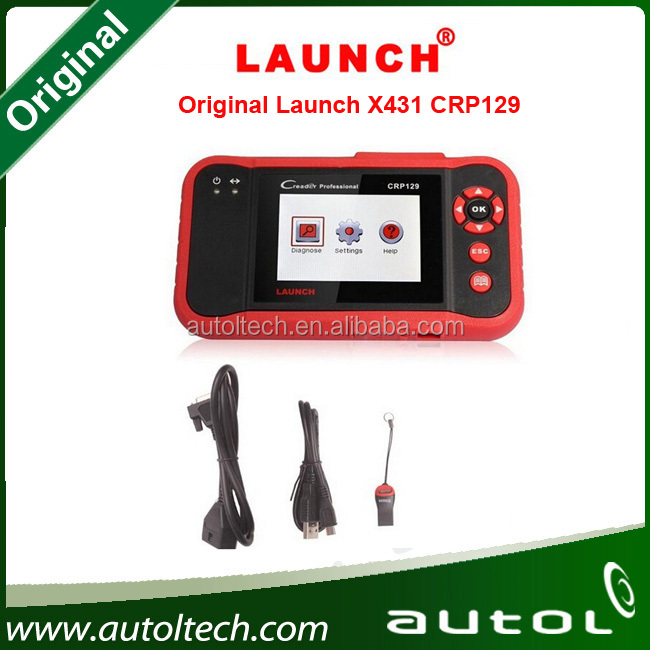Launch Reader 8 Automotive Scan System launch crp 129