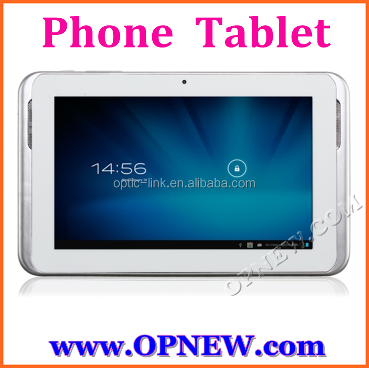 OEM 7 inch 3G phablet tablet with Dual sim card Phone tablet 3G