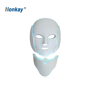 Guangzhou mask 7 colors led microcurrent mask led facial machine for sale