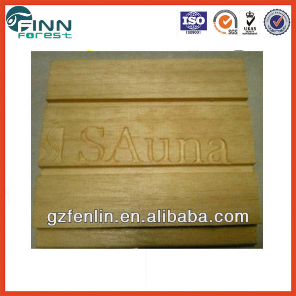 Finland Spruce Wood for Sauna Room