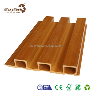 Fire retardant PVC composite wall panels for interior decoration