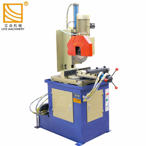 YJ-355Y cold cutting machine hydraulic automatic circular saw pipe cutter