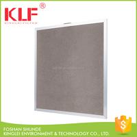 antibacterial air cleaner hepa nano tio2 coating photocatalyst air purifier filter