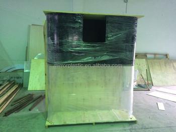 Stainless Steel Fish Tank