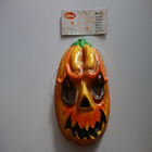 Scary pumpkin mask plastic party masks for halloween