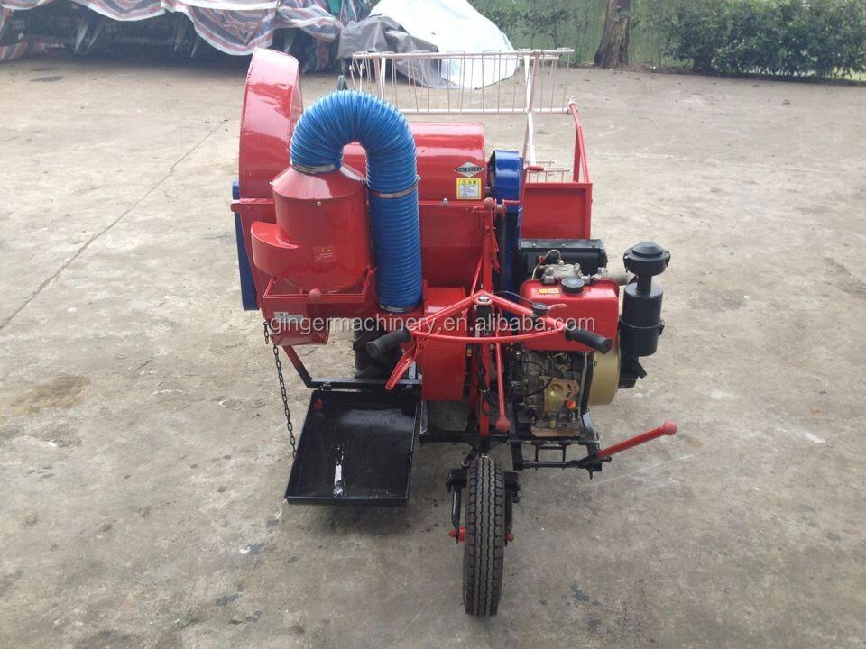 100cm cutting width mini combine harvester for sale