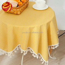 100 polyester 310cm broad width tablecloth fabric for christmas