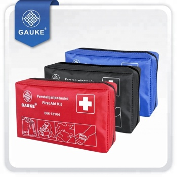 Wholesale first aid emergency rescue case/kit/bag/box/ din13164 CE