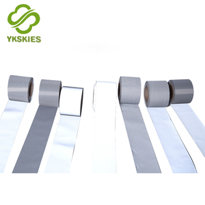 Best 50mm reflective reflective for clothing reflective tape for sale