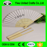 2017 Popular chinese personalized hand fan for wedding
