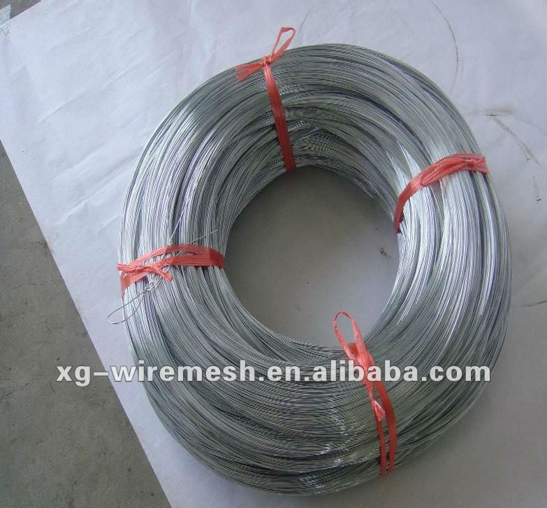 (Factory,ISO) Electro and Hot dipped Galanized Wire all Gauge