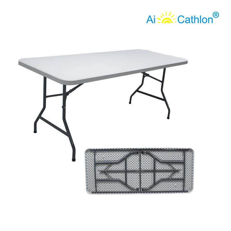 Folding Rectangular Banquet Table, Folding Rectangular Banquet Table  Suppliers And Manufacturers At Alibaba.com
