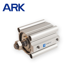 High Quality KCQ2 Low Price Pneumatic Piston Cheap Small Compact Air Cylinder Double Acting Pneumatic Cylinder