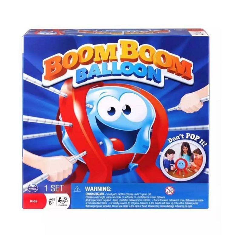 New Creative Board Game Boom Boom Balloon Funny Prank Toys
