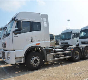 FAW 3 Axles Tractor Head Truck Price