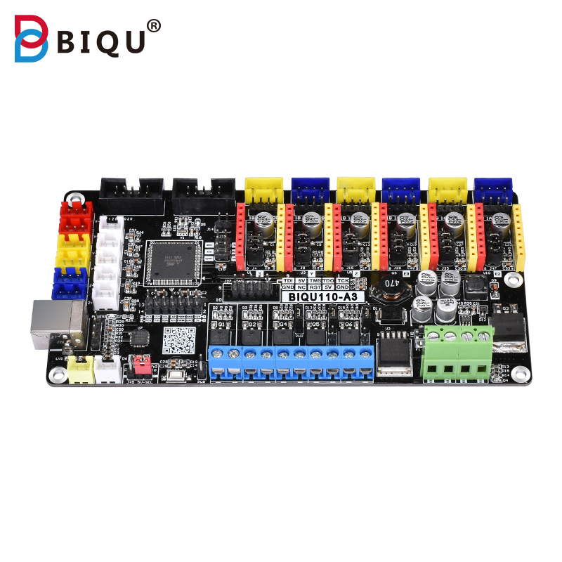 Bigtreetech-tango V1 0 Oshw Motherboard Upgrade Base On Rumba Motherboard  Optimized Version Support A4988 Drv8825 Tmc2100 Driver - Buy 3d Printer