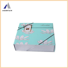 good quality decorative chocolate stamping boxes, hot sale cardboard candy chocolate boxes