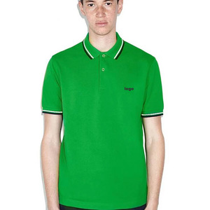 office uniform designs 2018 green custom embroidered polo youth shirts color combination collar design polo shirts