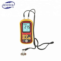 GM100 BENETECH Ultrasonic Thickness Gauge Tester Thickness Concrete