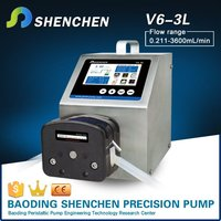 Hand operated process pump for cosmetic,adjustable speed electric pump for honey,portable hose pump for fluorescent agent