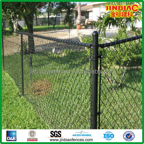 Pvc Insulated Chain Link Fencing(manufactory) - Buy Pvc Insulated ...
