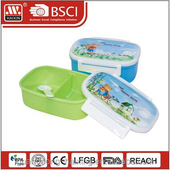 Sectional Plastic Lunch Box Food Container  sc 1 st  Alibaba : sectional lunch boxes - Sectionals, Sofas & Couches