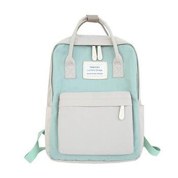 Venta al por mayor mochilas de patchwork Compre online los
