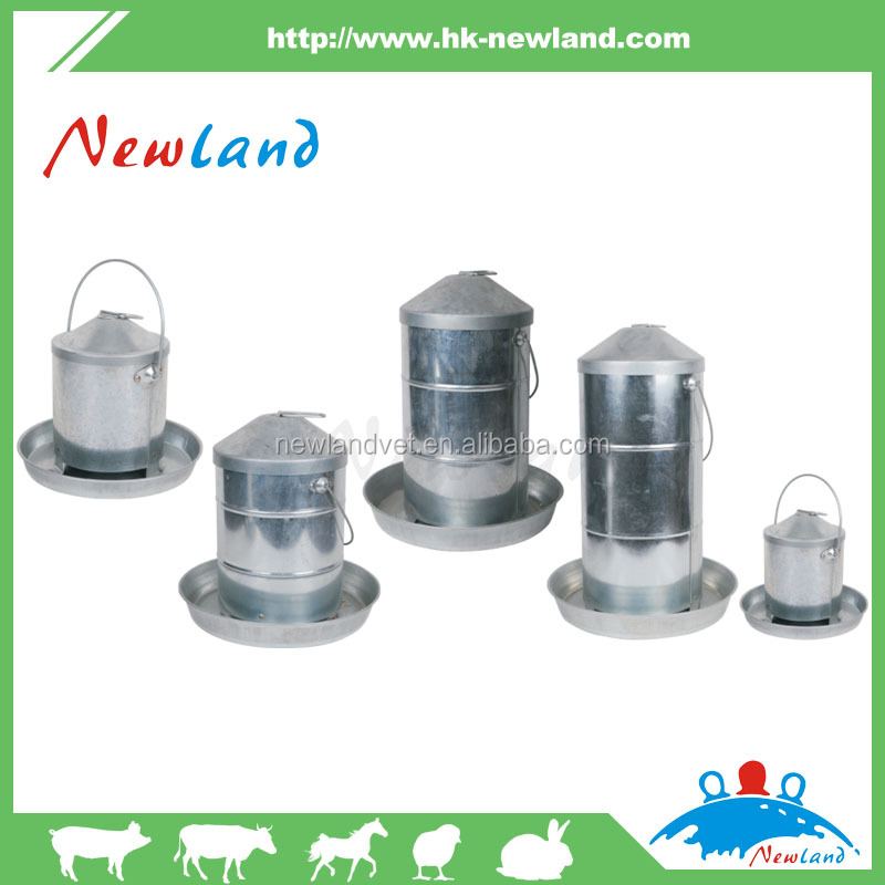 2016 new High Quality Galvanized Poultry Feeder for Chicken for Farm Use