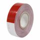 3m diamond grade retro micro prismatic DOT-C2 Red And White safety road sign Reflective Tape