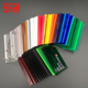 3mm acrylic sheet extruded/cast PMMA color acrylic sheet