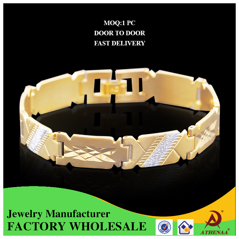 18k gold vacuum plated Excellent Quality Jewelry Bohemian Bracelet