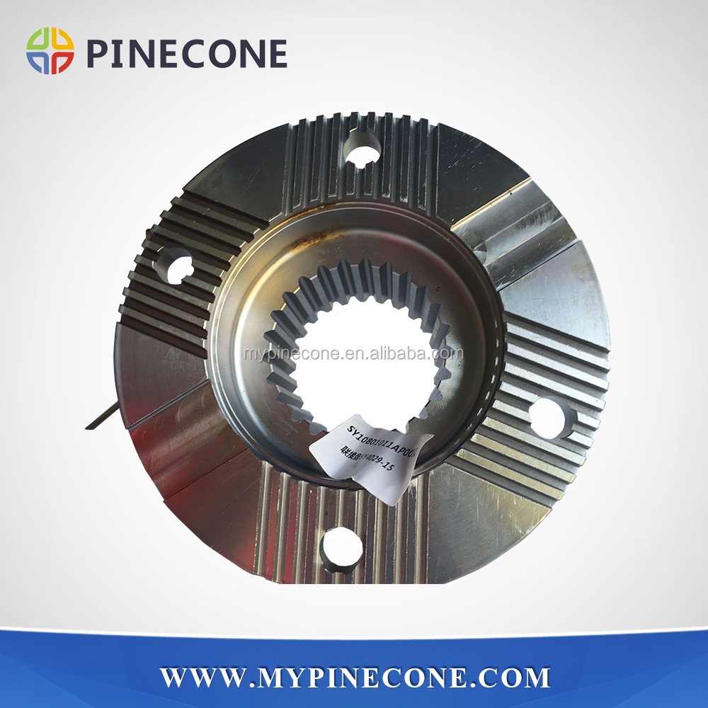 High quality SANY Transfer case /PTO case 4029-15 connecting flange for concrete pump truck