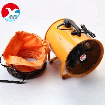 Portable Exhaust Fan With Flexible Duct - Buy Exhaust ...