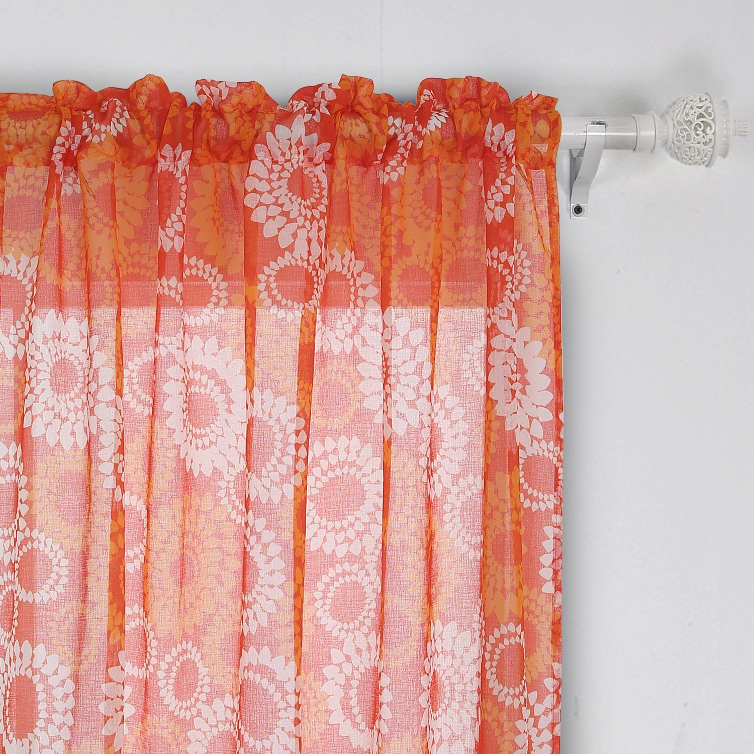 Cheap Sheer Orange Curtains Find Sheer Orange Curtains Deals On Line At Alibaba Com
