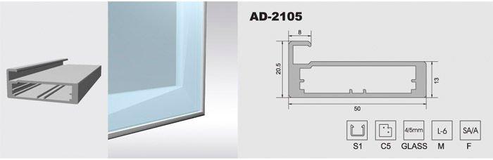 Vidro cozinha porta de arm rio frete de corte perfil de alum nio arm rios para sala de estar id - Perfiles de aluminio para armarios ...