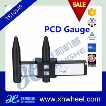 Pcd Gauge Ruler Rim Wheel Bolt Pattern Measuring Gauge Tool Hole 60 60 Gorgeous Wheel Bolt Pattern Tool