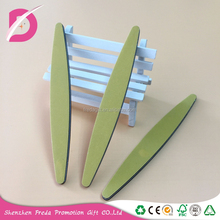 Professional Good Quality Factory Supply oval EVA Emery Board Durable buffer customized