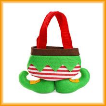 Christmas elves decorated gift bags christmas elf
