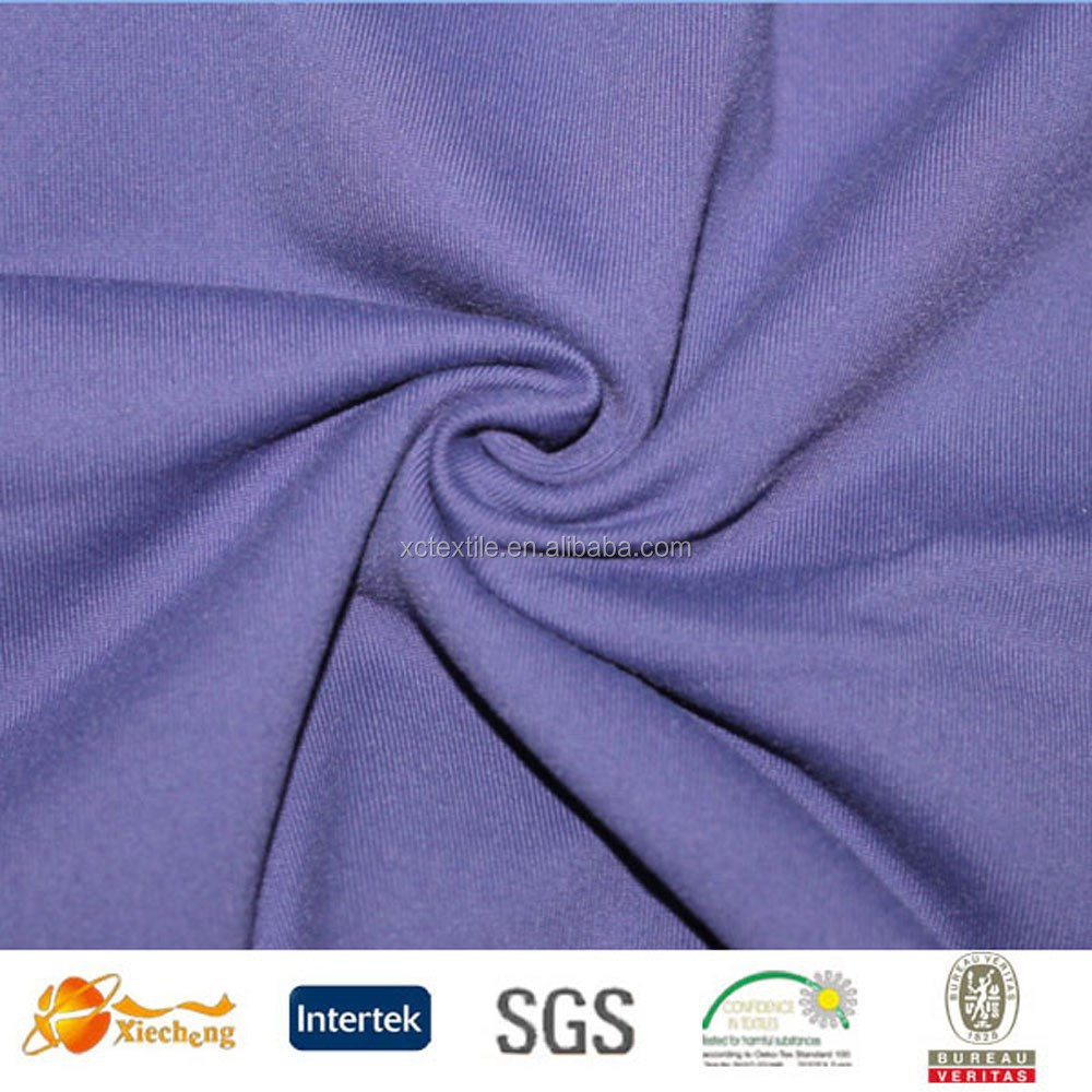 dupont supplex lycra fabric fittness wear yoga fabric