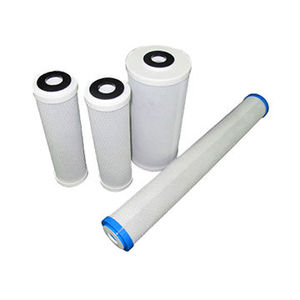 CTO Coconut Shell Carbon Block Water Filter Cartridge