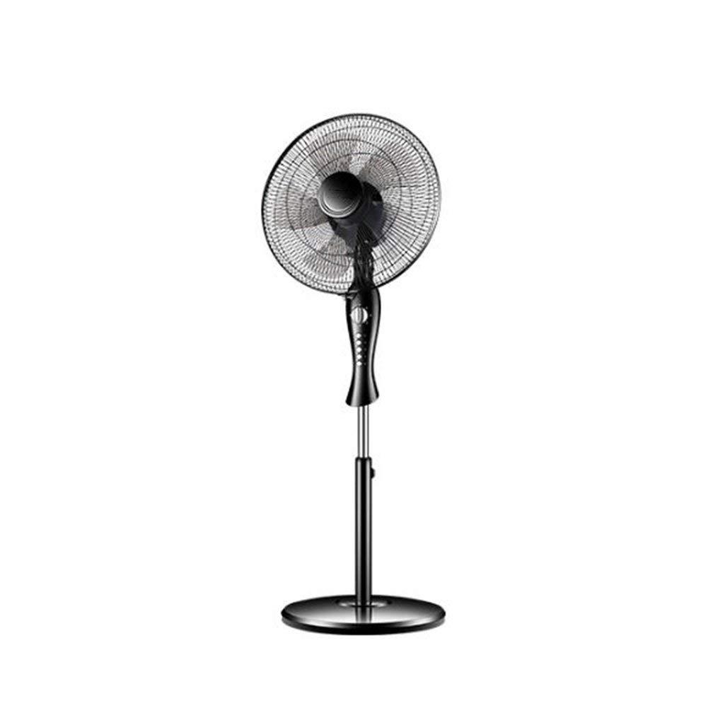 FH Electric Fan Landing Household Dorm Room Vertical Fan Mechanical Mute Shaking His Head Industry Electric Fan Timing