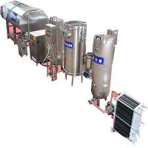 Commercial dairy product processing equipment / milk process machine