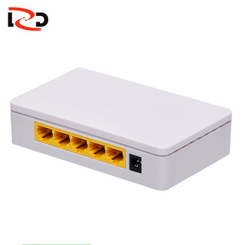 Ailian Outdoor 4 port PoE switch 24V 48V 56V