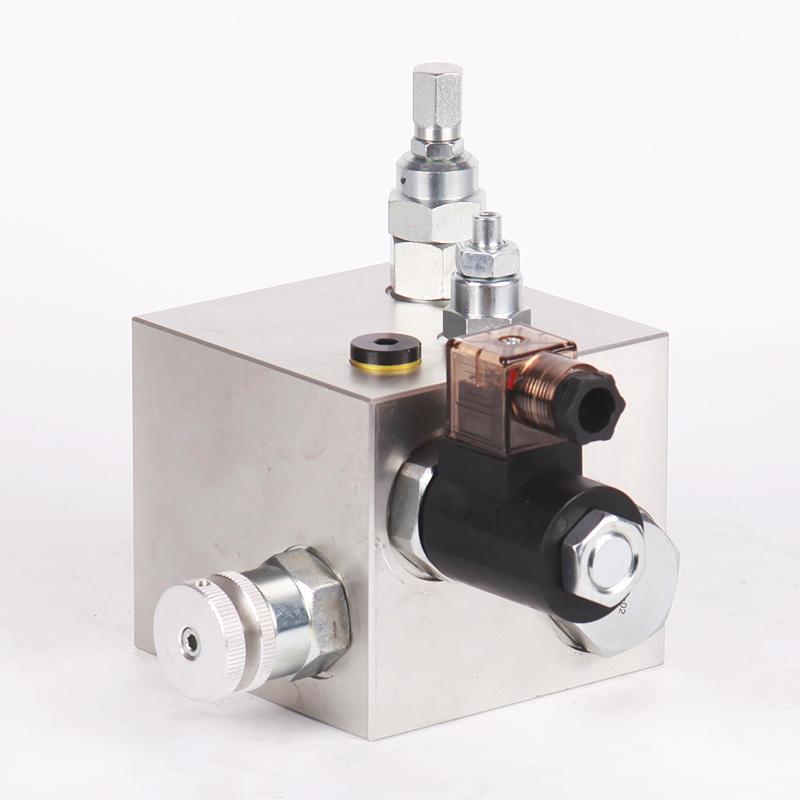 China Manifolds Hydraulic Valve, China Manifolds Hydraulic
