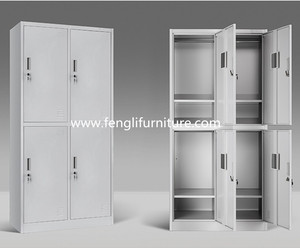 Cheap Used Metal Lockers Sale/Metal Used School Lockers for Sale/Clothes Storage Iron Locker
