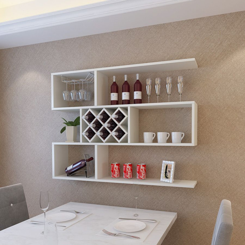 China supplier design wine display cabinet